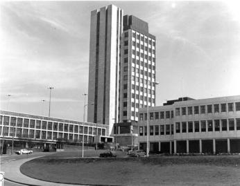 Oldham Civic Centre