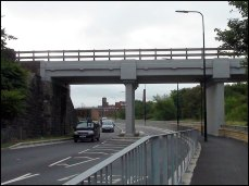 Adam Viaduct, Wallgate