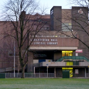 Lancastrian Hall & Central Library, Swinton, Manchester M27 4AE